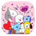 Cute BT21 Wallpapers For B T S v APK Latest Version